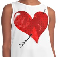 You're My Heart, You're My Soul Contrast Tank