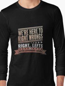 Critical Role: Vox Machina II (warm/neutral) Long Sleeve T-Shirt