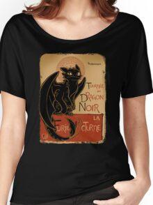Dragon Noir Women's Relaxed Fit T-Shirt