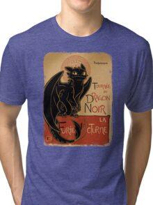 Dragon Noir Tri-blend T-Shirt