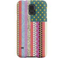 US Beauty flag Samsung Galaxy Case/Skin