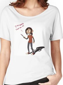The Last Of Us: Ellie  Women's Relaxed Fit T-Shirt