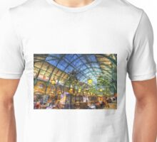 The Apple Market Covent Garden London Art Unisex T-Shirt
