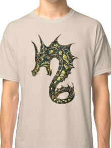Dragon, Tattoo Style, Fantasy Classic T-Shirt