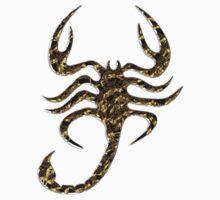 Scorpion, Scorpio, Tattoo Style Kids Clothes