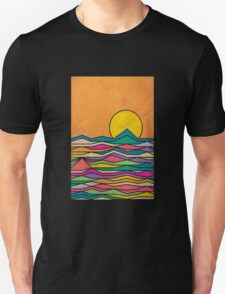 environment color Unisex T-Shirt