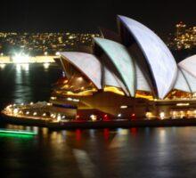 Vivid Sydney Opera House Sticker