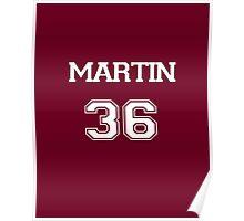 Martin 36 Poster