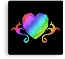MLP - Cutie Mark Rainbow Special - Princess Cadence Canvas Print