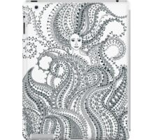 Fire - Four mythical elements iPad Case/Skin