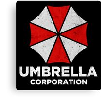 Umbrella Corp Canvas Print