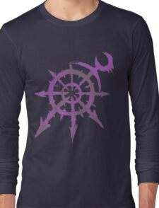 Mark of Chaos - Slaanesh Long Sleeve T-Shirt