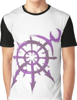 Mark of Chaos - Slaanesh Graphic T-Shirt