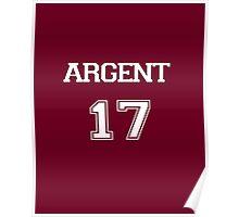 Argent 17 Poster