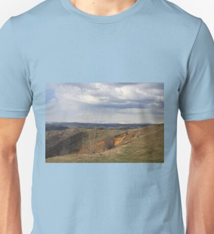 A Few Minutes Walk from Our House in Romania Unisex T-Shirt
