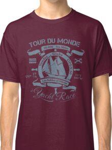 TOUR DU MONDE YACHT RACE Classic T-Shirt