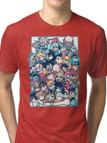 Awesomeness overloaded Tri-blend T-Shirt