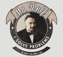 Mr. Wolf by Guidux