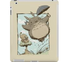 up,up and away iPad Case/Skin