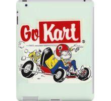 QVHK Go Kart iPad Case/Skin