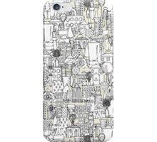 kitchen town ivory iPhone Case/Skin