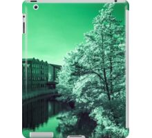 Infra-Red River iPad Case/Skin