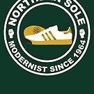 Just a Northern Sole by modernistdesign