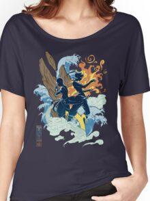 Two Avatars Women's Relaxed Fit T-Shirt