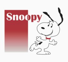 snoopy runs happily written ... by giulietta3