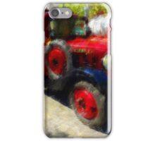 Ancient Citroen Pickup Truck iPhone Case/Skin
