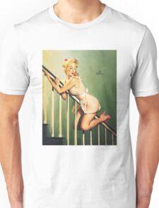 Gil Elvgren Appreciation T-Shirt no. 09 Unisex T-Shirt