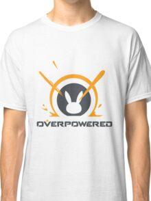 OverPowered D'va Exploding Mech Classic T-Shirt