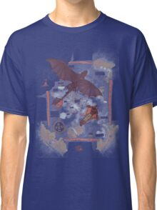 How to train your dragon Classic T-Shirt