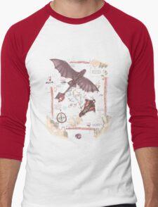 How to train your dragon Men's Baseball ¾ T-Shirt