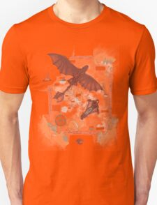 How to train your dragon Unisex T-Shirt
