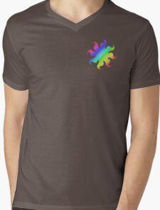 MLP - Cutie Mark Rainbow Special - Princess Celestia V2 Mens V-Neck T-Shirt
