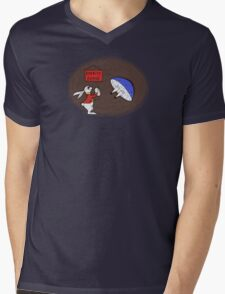The Hundred Acre Wonderland Mens V-Neck T-Shirt