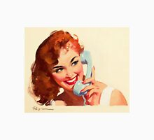 Gil Elvgren Appreciation T-Shirt no. 10. Unisex T-Shirt