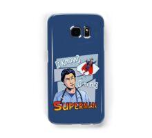JD Samsung Galaxy Case/Skin