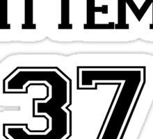 Whittemore 37 Sticker