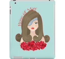 Rose of May iPad Case/Skin