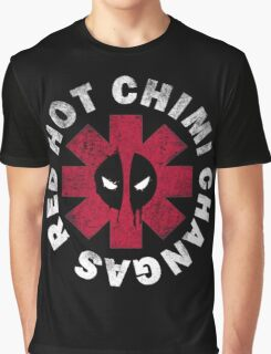 Red Hot Chimichangas Graphic T-Shirt