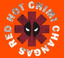 Red Hot Chimichangas Kids Tee