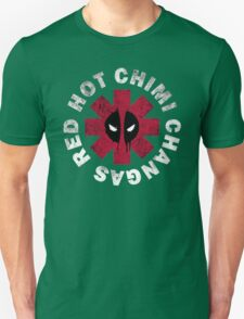 Red Hot Chimichangas Unisex T-Shirt