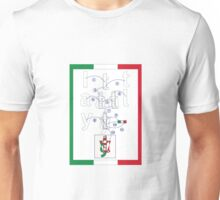 "How To Build ""ITALY"" Unisex T-Shirt"