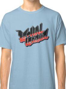 Lethal League Logo Classic T-Shirt
