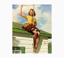 Gil Elvgren Appreciation T-Shirt no. 16. Unisex T-Shirt