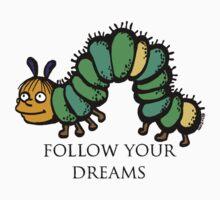 Ralph Wiggum- Follow Your Dreams T-Shirt