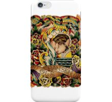 "Old Timers - Ole Hansen ""Tattoo Ole"" iPhone Case/Skin"