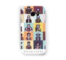 Coenville (w/ black lettering) Samsung Galaxy Case/Skin